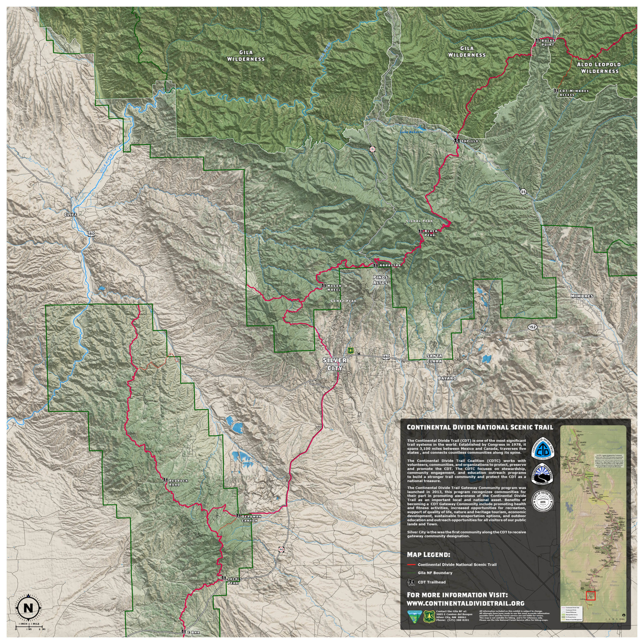 Silver City Continental Divide Trail Coalition