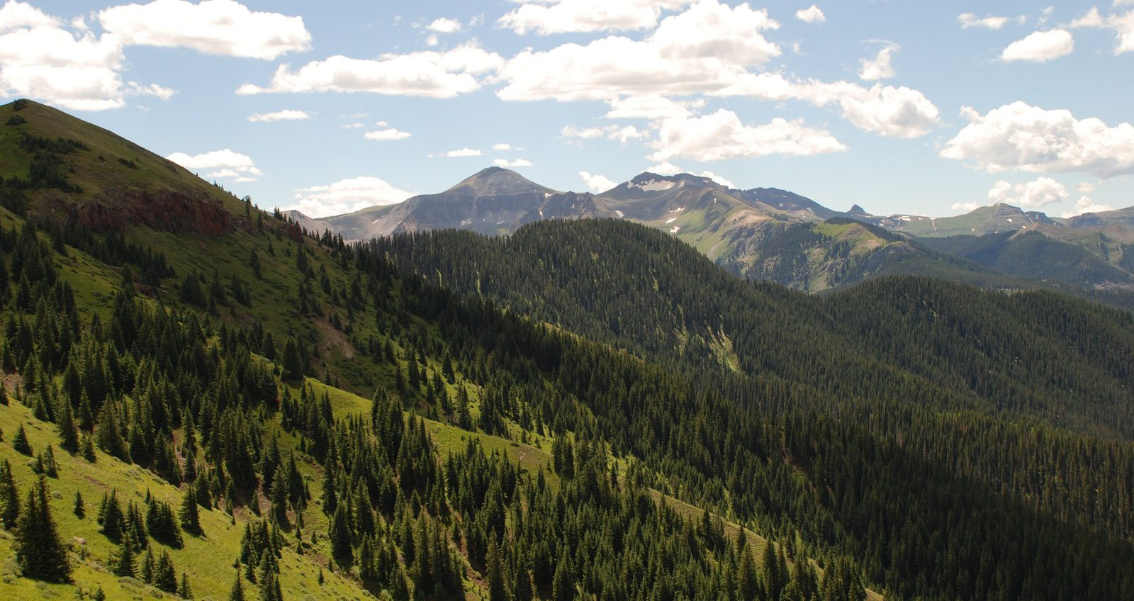 Explore the CDT through the scenic San Juans!