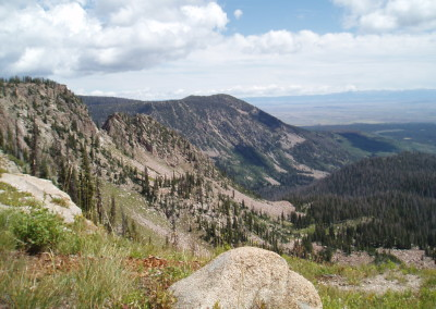 North Lake to Buffalo Pass, Mt Zirkel Wilderness,  Medicine Bow-Routt National Forest